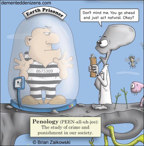 Penology definition what is for Bureau pronounce