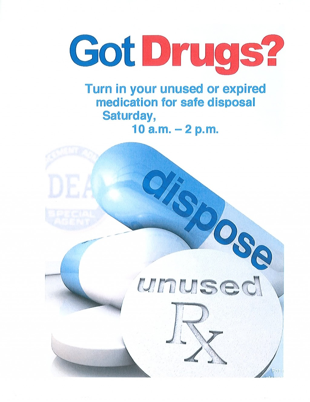 Drug Poster-1