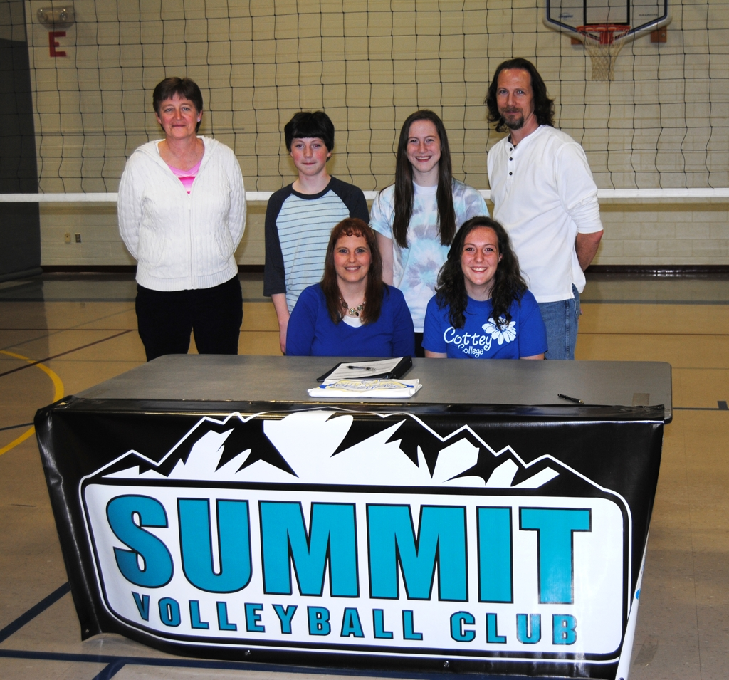 summit volleyball