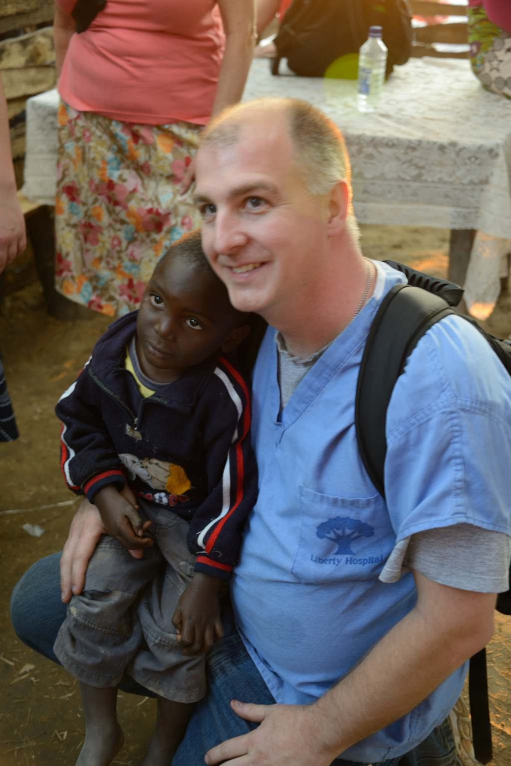 2_Gary_Chaney_with__patient__in_Zambia 1024